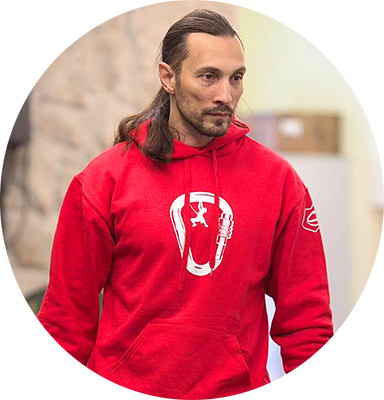 Тренер школы скалолазания Тарасенков Дмитрий
