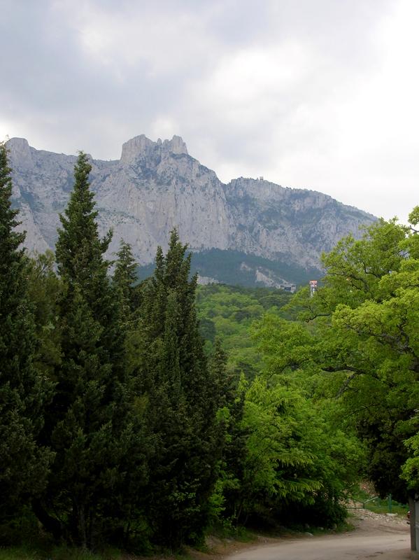 Ай-Петри, Школа скалолазания, восхождения